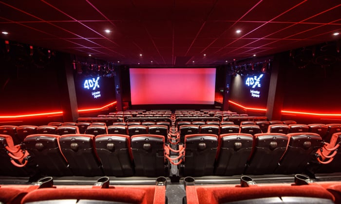 Shaking Seats Water Sprays Scented Air Is 4dx The Future Of
