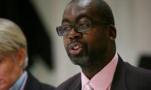 Patrick Vernon, editor of Black History Month magazine