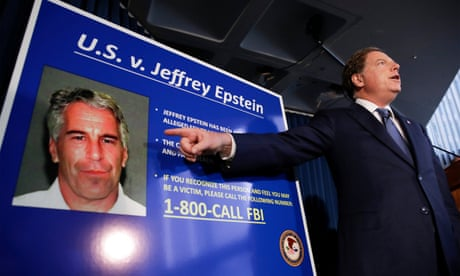 Epstein conspiracy theories are farfetched – but can you blame people?