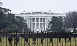 The intrusion was the latest in a series of breaches at the White House in recent years.