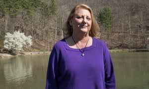 Rhonda, who lost her son to addiction.
