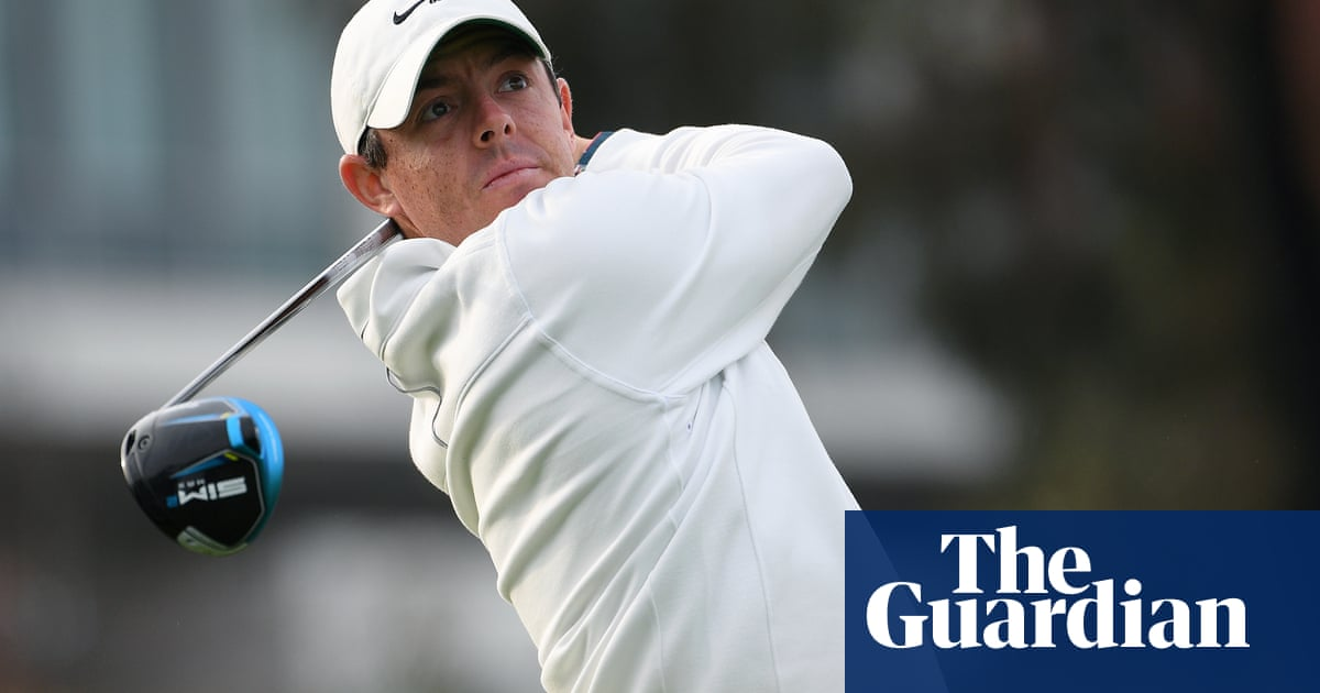 Rory McIlroy confident of breaking major hoodoo with victory in US Open