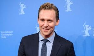Tom Hiddleston: will Jaguar salesman take the lead?