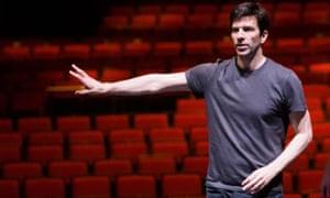 William Trevitt, the dancer who co-founded BalletBoyz.