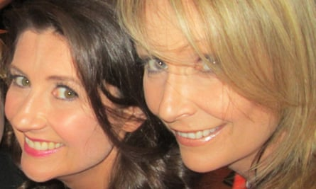Professor Lea Waters (left) with her late sister Colleen