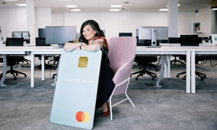 'Fintech start-ups are all young white guys with goatees – usually with rich parents, too': Anne Boden.
