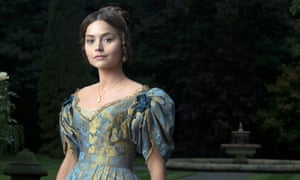 Jenna Coleman as Queen Victoria in the ITV drama Victoria.