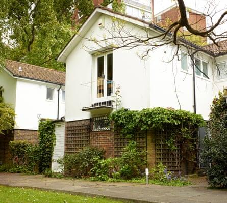 Helena Rivera's south London home.