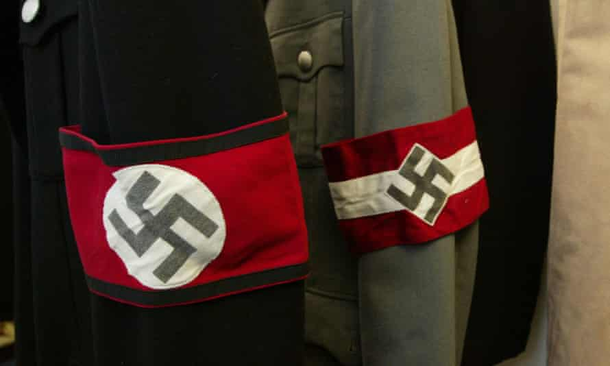 Nazi uniform costumes