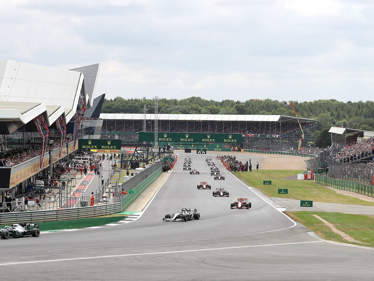 F1 Ready To Unveil Eight Race European Start To Season From 5 July