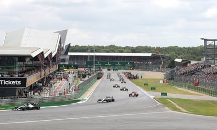 Silverstone would host two races under plans to be announced by the Formula One owner, Liberty Media.