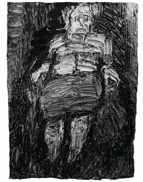 Woman Seated in an Armchair 1965, is the stolen portrait of the artist's mother