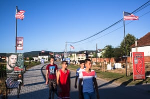 51st state: Kosovo's bond to the US – photo essay | Art and