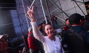 Claudia Sheinbaum Pardo.