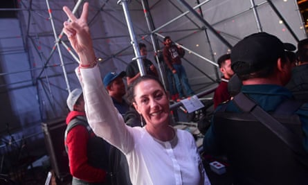 Feminists had high hopes for Mexico City's first elected female mayor, Claudia Sheinbaum.