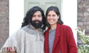 Diego Vidal-Cruzprieto and Ewa Lelontko