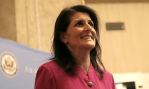 Nikki Haley discussed the Paris climate agreement withdrawal: 'Just because we got out of a club doesn't mean we don't care about it.'
