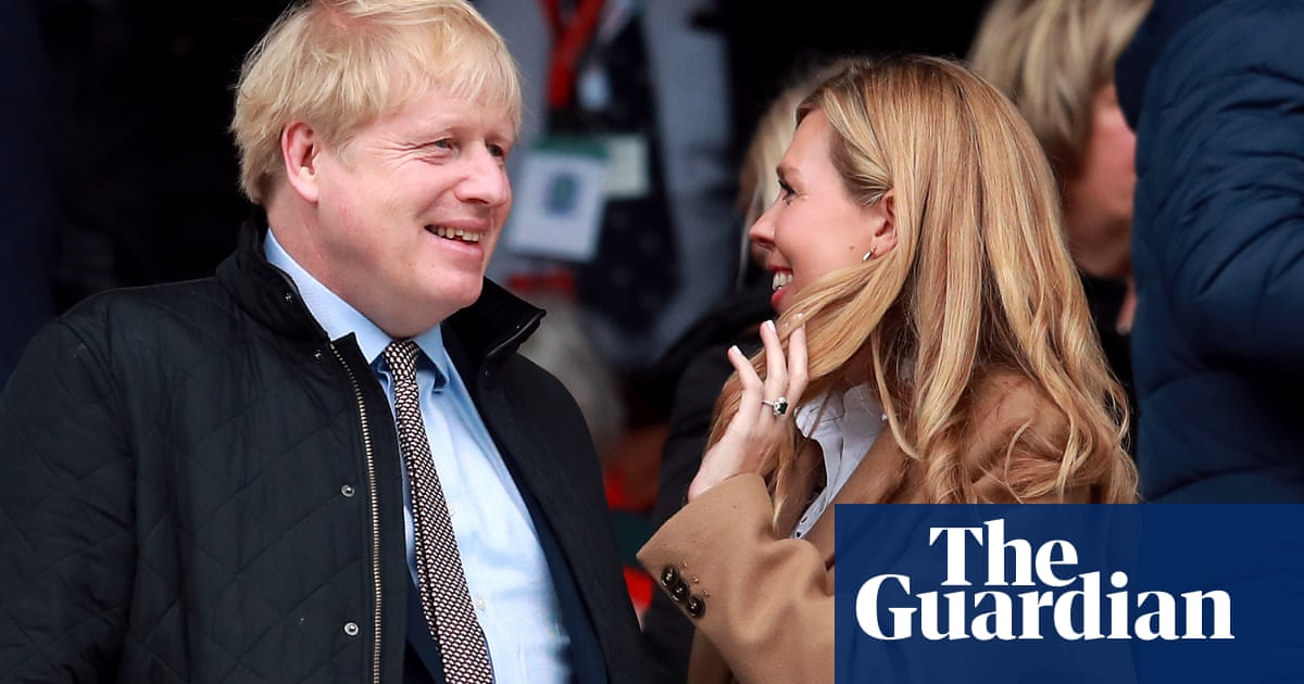 Boris Johnson and Carrie Symonds reportedly marry in secret ceremony