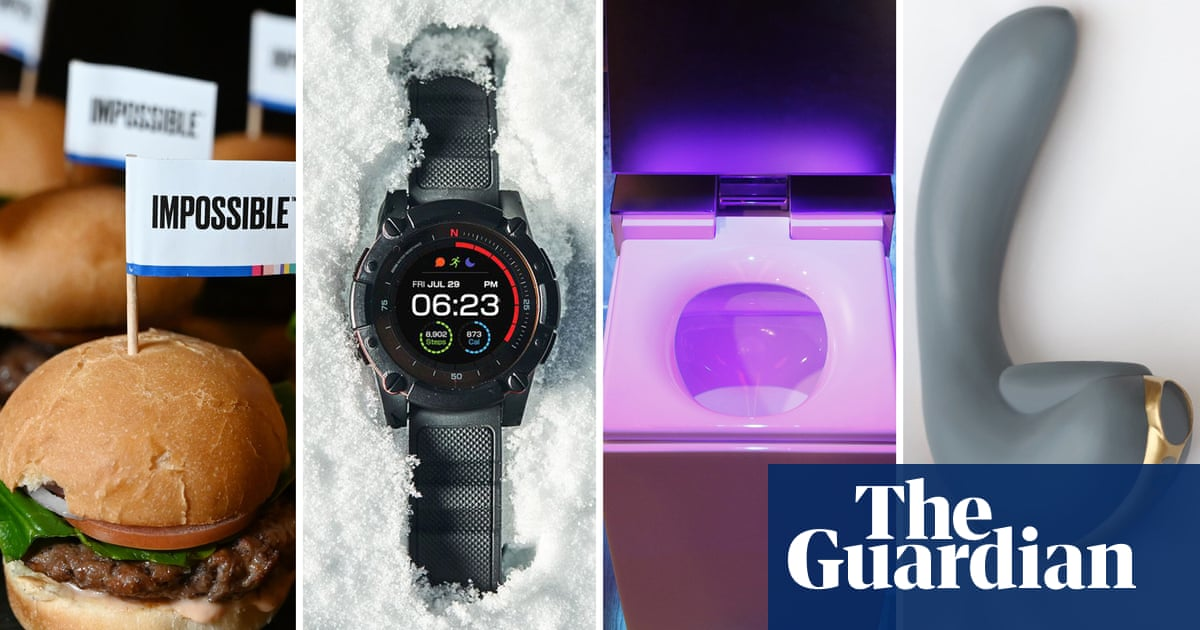 CES 2019: from beer tech to a banned sex toy – 10 standout gadgets