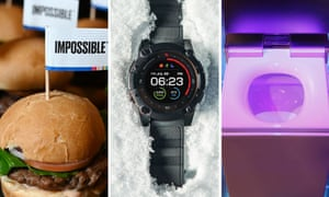 Some of the gadgets from the Consumer Electronics Show in Las Vegas.