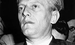 Heinrich Otto Abetz the German ambassador to Vichy France from 1940 to 1944.