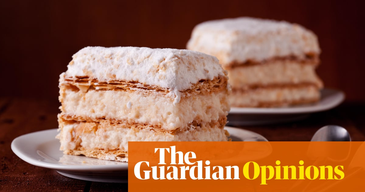 Butterless puff pastry is bad enough  But other food hacks