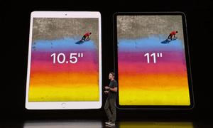 The New iPad Pros