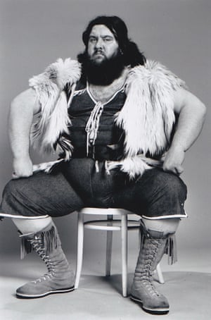 Giant Haystacks, whose real name was Martin Austin Ruane, changed his stage name on several occasions, but he was always a heel.