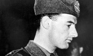 Swedish diplomat Raoul Wallenberg
