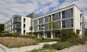 Murray Edwards College in Cambridge.