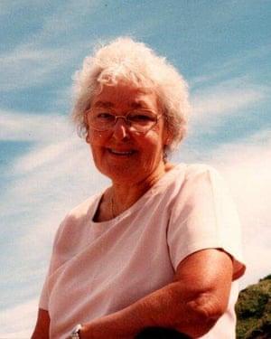 Beryl Wood