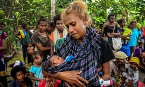 Australia has increased foreign aid to the Pacific, but slashed spending on health, even as the region battles several medical crises.