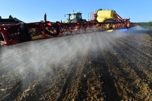 Suggested solutions include phasing out synthetic pesticides and fertilisers used in industrial farming.