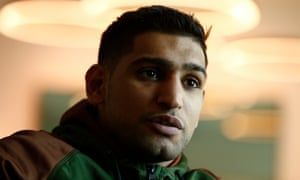 Amir Khan is 'up for the challenge' of fighting Kell Brook.