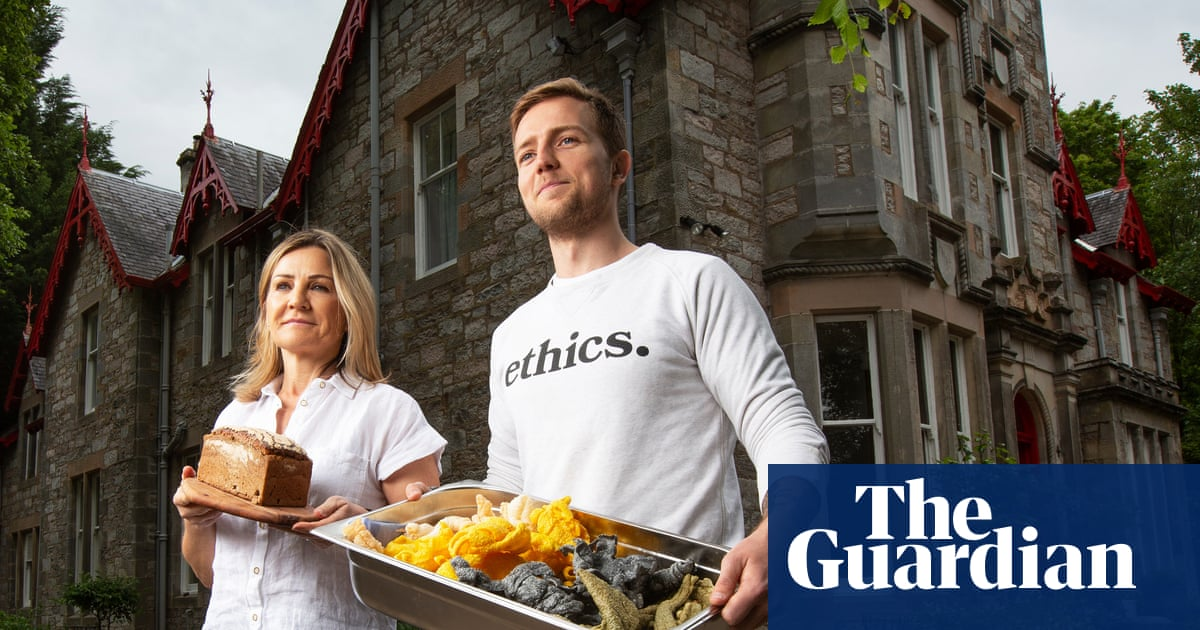 'Plant-curious': UK's first 100% vegan hotel opens in the Highlands