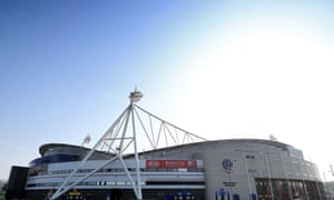 Bolton's future looks sunnier after Football Ventures completed their takeover