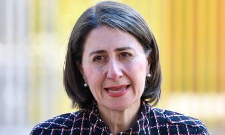 Gladys Berejiklian