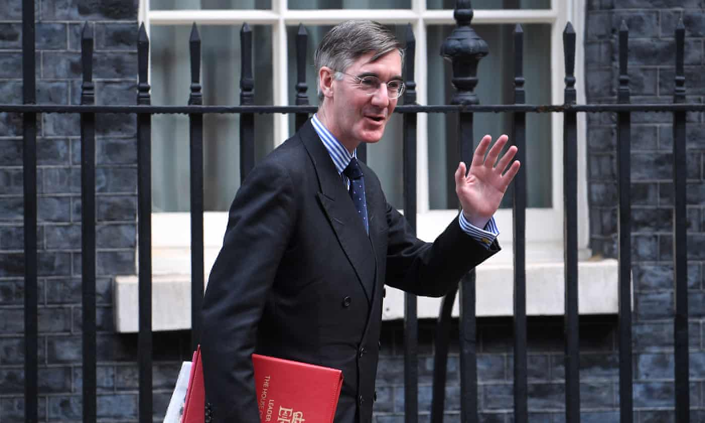 Jacob Rees-Mogg apologises to senior doctor he compared to disgraced anti-vaxxer – as it happened