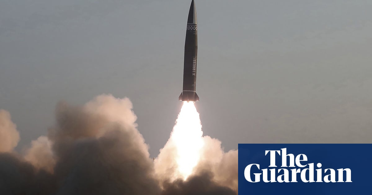 North Korea claims it tested a new guided missile