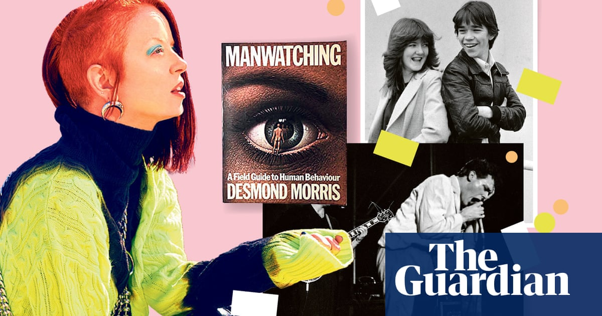 Garbage's Shirley Manson: 'Grange Hill was my best friend – it saved my life'