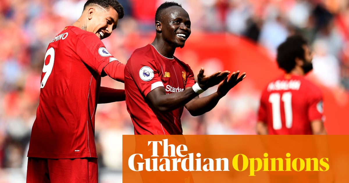 Premier League title is now Liverpools to lose? Dont be daft