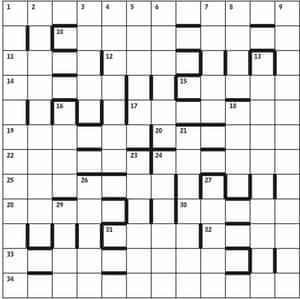 Azed crossword 2,461
