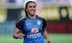 Brazilian fans will be able to marvel at Marta's skill as the hosts look for a medal at the Rio Olympics.
