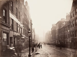 High Street, from College Open , 1868 - 1871