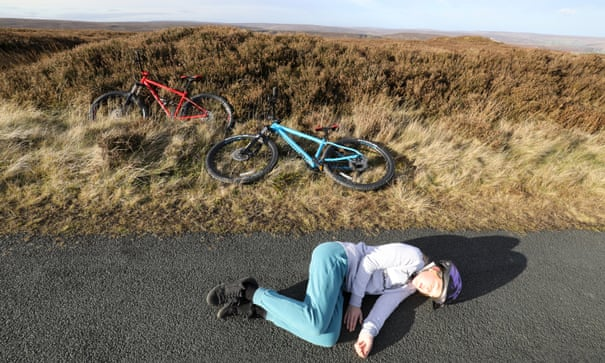 Cycling the North York Moors – a galaxy on my doorstep
