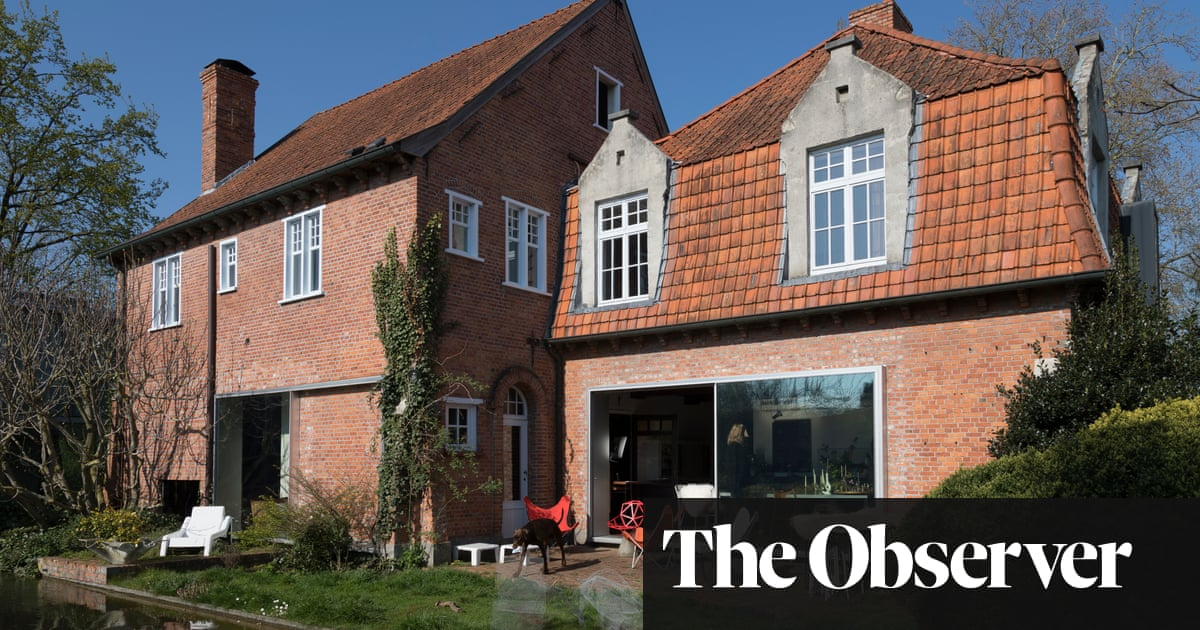 Floors for thought: a Belgian rug-maker's remarkable house