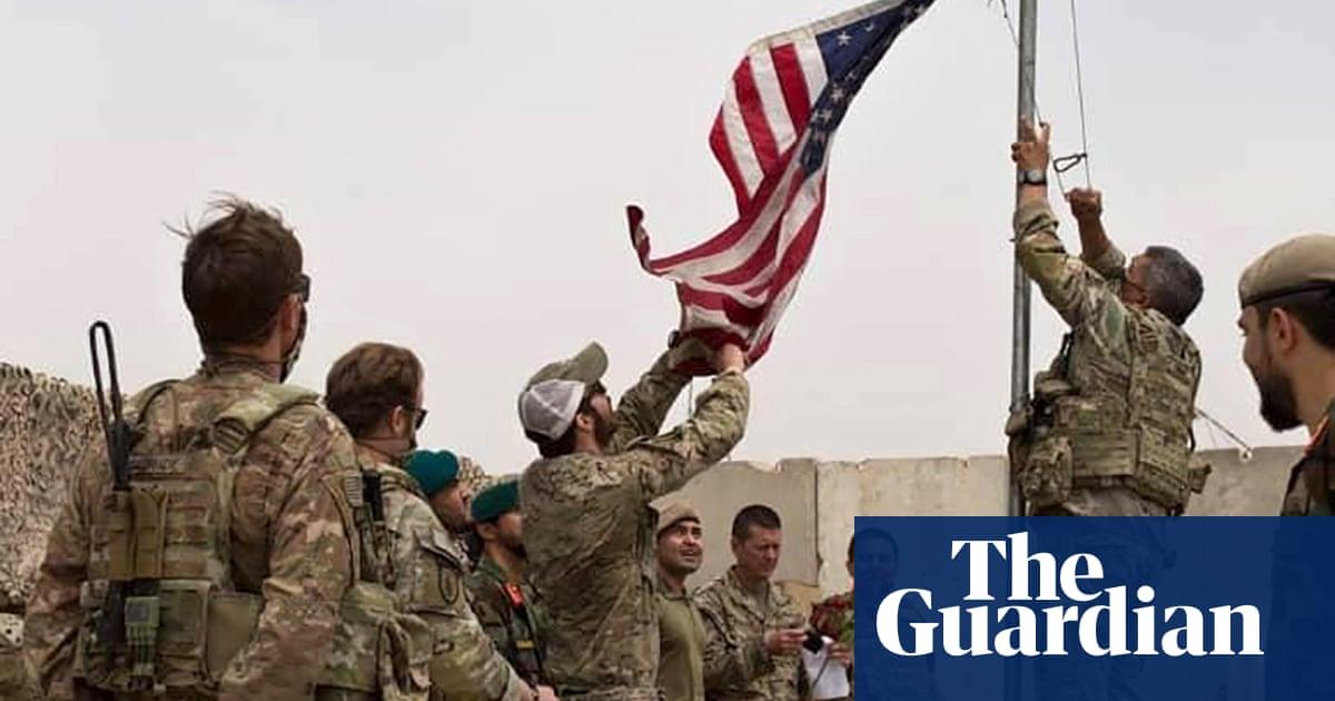 Thousands of Afghans flee as fighting erupts after US troop withdrawal begins