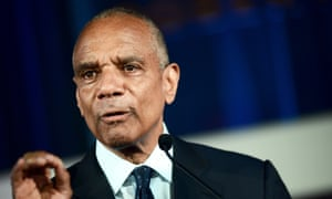 Ken Chenault, former CEO of American Express.