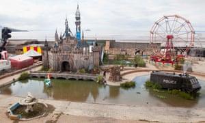 Banksy's Dismaland theme park