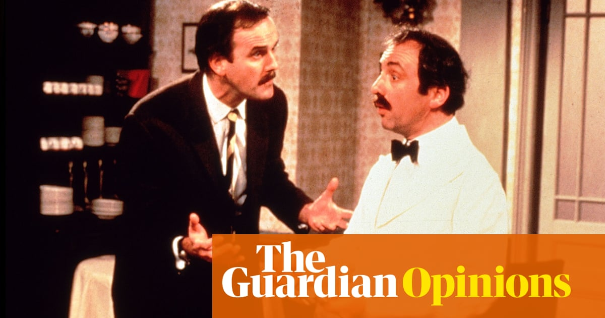 A TV channel to teach migrants English is a great idea. But Fawlty Towers? Really? | Rhiannon Lucy Cosslett